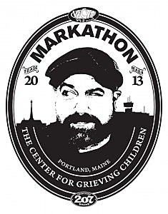 Markathon 2013 T-Shirt Design