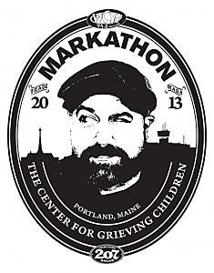Markathon 2013 T-Shirt Design