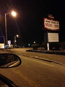 Wok Inn Road