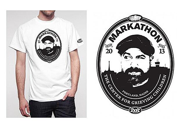 Markathon T-Shirts Portland