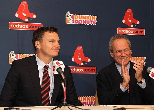 Red Sox General Manager