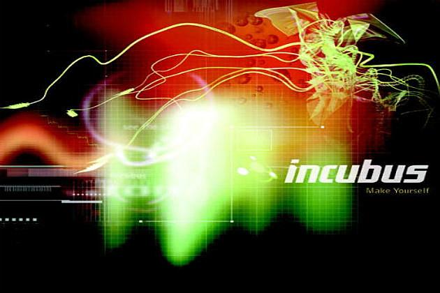Incubus Make Yourself album cover