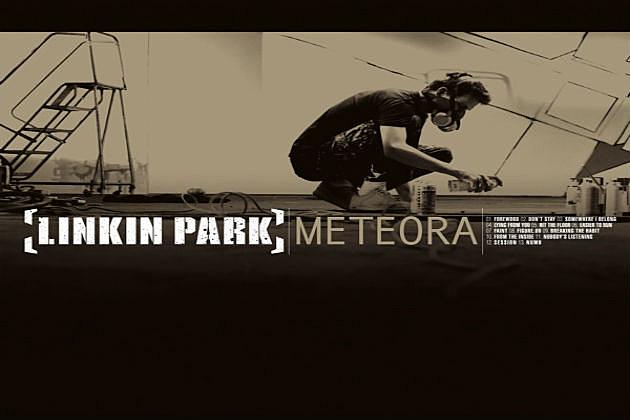 Linkin Park - Meteora album cover