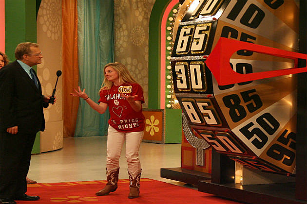Price Is Right set