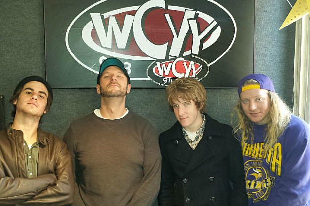 The Orwells, with Rob from WCYY