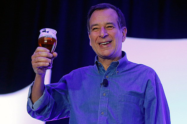 Jim Koch of Boston Beer