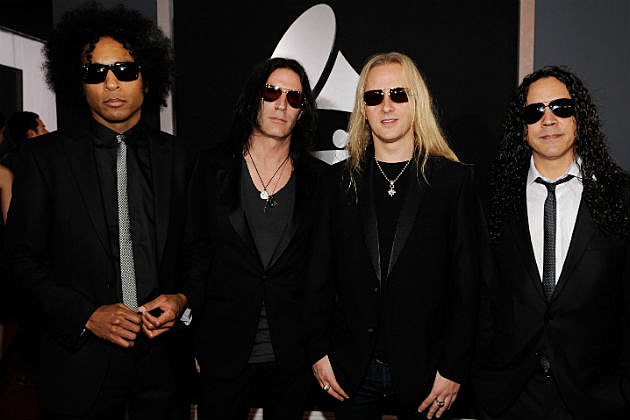 Alice In Chains at The Grammy's
