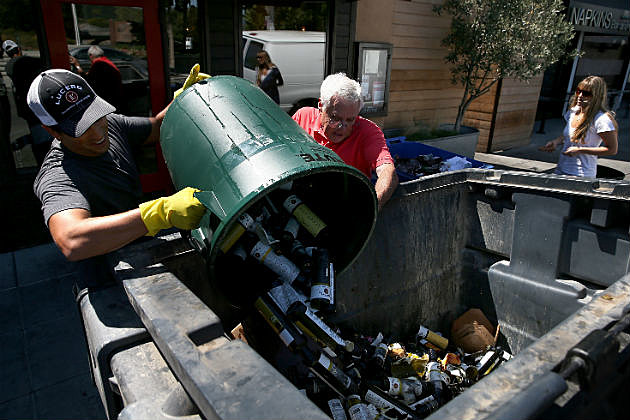 Reddit Asks: How's The Dumpster Diving Scene In Maine?
