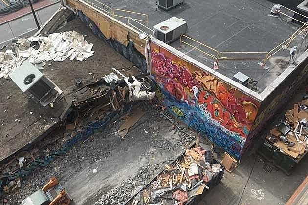 Asylum Portland Demolition