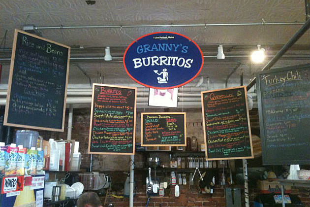 Facebook via Grannys Burritos