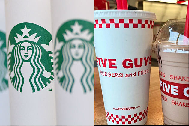 Getty Images and Instagram via Five Guys