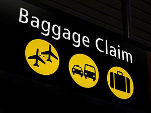 Airport Baggage claim