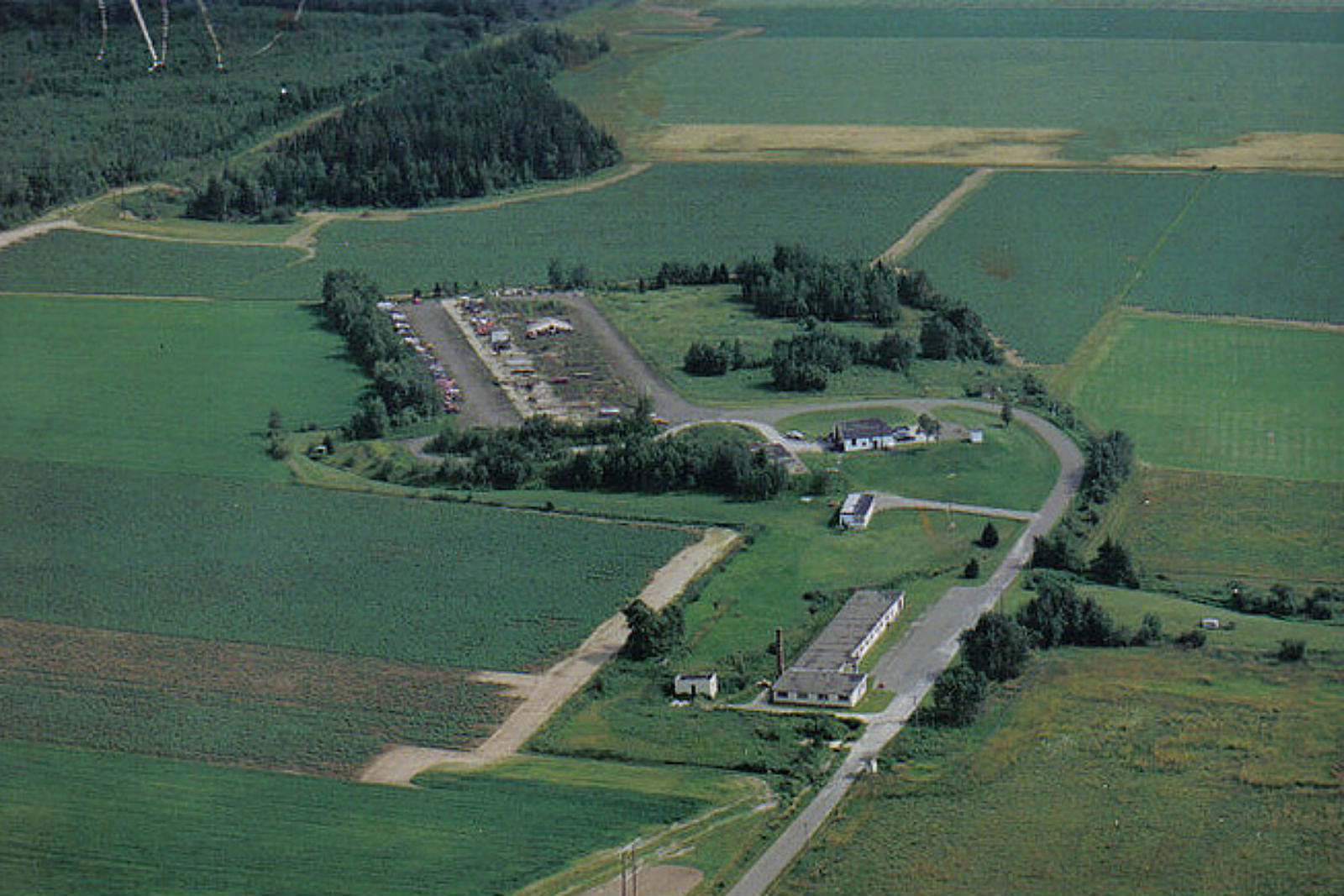 Decommissioned Missile Base Properties For Sale A Missile Base Complete With Underground Bunkers Is For Sale In