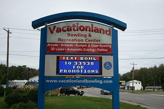 Facebook via Vacationland Bowling and Recreation Center