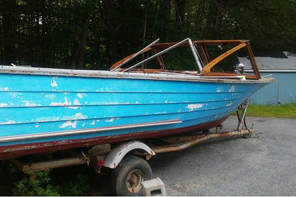 A Free Boat Is Listed On Maine's Craigslist Until Someone ...